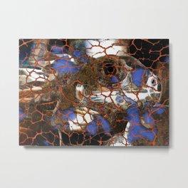 Extincton Metal Print