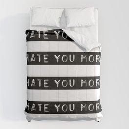 Spread the positivity! Comforters
