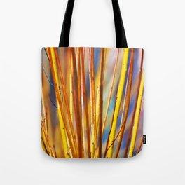 Coloured sticks Tote Bag