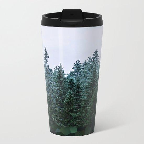 Firs CVEL Metal Travel Mug