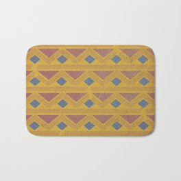 King of the Mountain Cometh Bath Mat