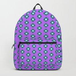 Mandala pattern smal purple Backpack