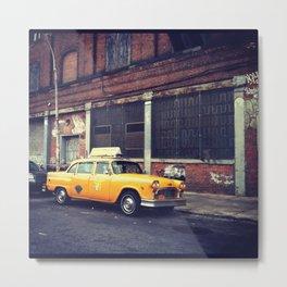 Old NYC.  Brooklyn. Metal Print
