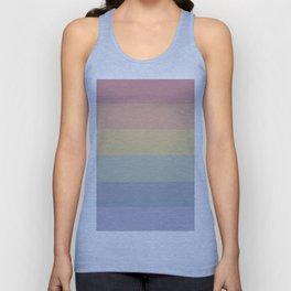 Pretty Rainbow Baby Pastel Unisex Tank Top
