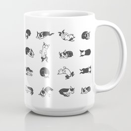 Sleeping Boogie Coffee Mug