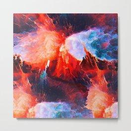 Hydrafire Metal Print