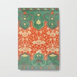 Owen Jones-William Morris Metal Print