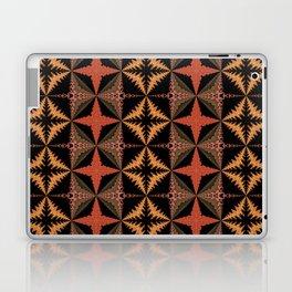 Warm Quilt Pattern Laptop & iPad Skin