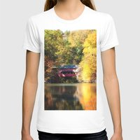 serenity T-shirts featuring Serenity by Captive Images Photography
