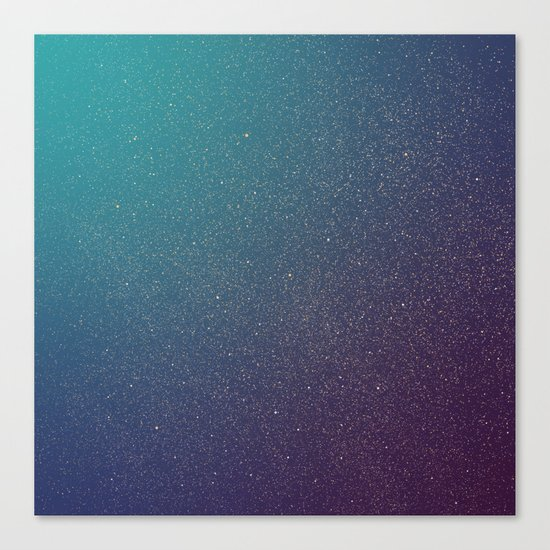 Space 01 Canvas Print