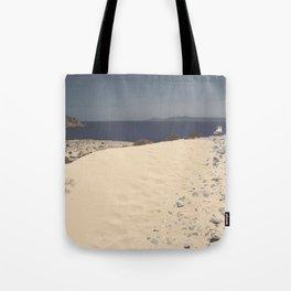 Elegantly Sandy No1 Tote Bag