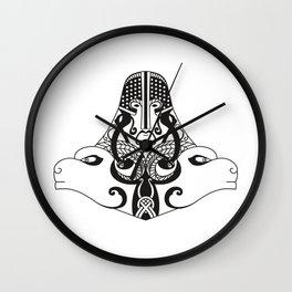 Thor's Hammer Wall Clock