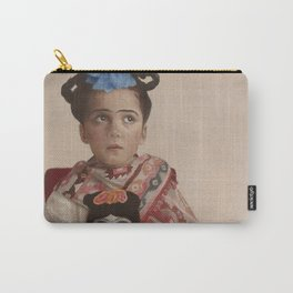 The Fridas Carry-All Pouch