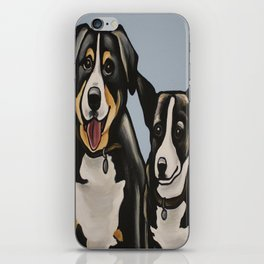 Buster and Lola iPhone Skin