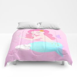 Mermaid Primp Comforters
