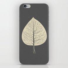 Tree-leaf iPhone & iPod Skin