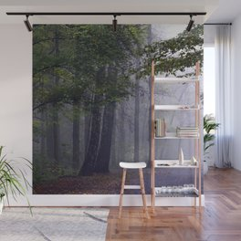 MISTY DAY Wall Mural