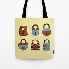 Evolution of Secrets Tote Bag