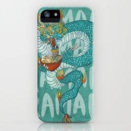Raman iPhone Case