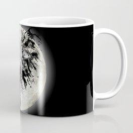 Moonlight Phoenix Coffee Mug