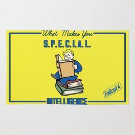 Intelligence S.P.E.C.I.A.L. Fallout 4 Rug