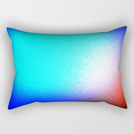 Something in my eyes. Rectangular Pillow