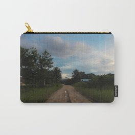 Beauty of a Mud Road Carry-All Pouch