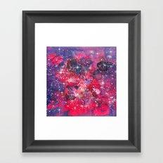 Galaxy 08 Framed Art Print