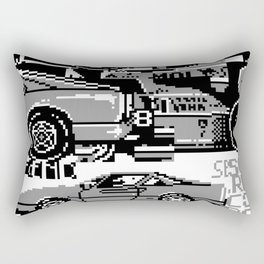 Untitled-12 (2014) Rectangular Pillow