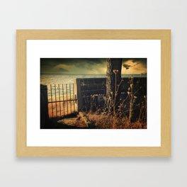 Leaving Home Framed Art Print