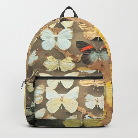 The Butterfly Collection I Backpack