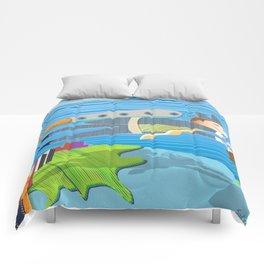 Going Global Comforters