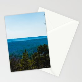 Park with a view Stationery Cards