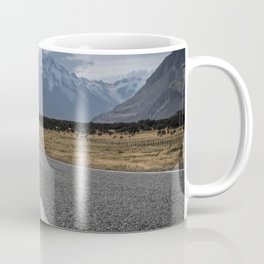Mount Cook Road 2 Coffee Mug