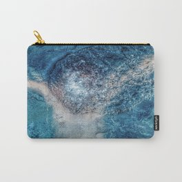Diffraction swimming pool Carry-All Pouch