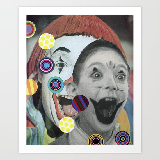 The Loudest Scream Art Print