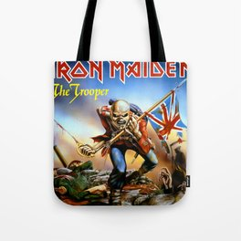IRON MAIDEN - THE TROOPER Tote Bag