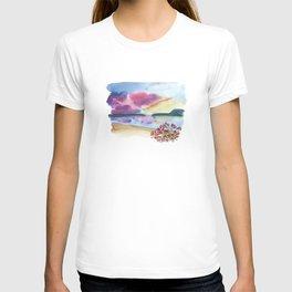 lake powell // utah arizona watercolor landscape T-shirt