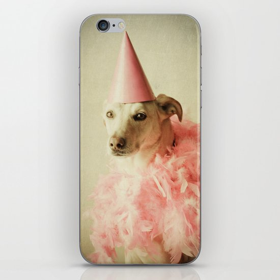Party Girl iPhone Skin