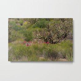 Painted Desert - VI Metal Print