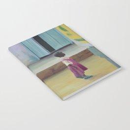 African Girl Notebook