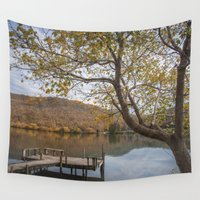 tennessee Wall Tapestries featuring Beautiful Tennessee Fall by Blink Photography