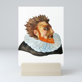 Seafarer Mini Art Print
