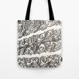 Doorway - Notre Dame Cathedral, Paris, France 2015 Tote Bag