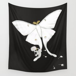 Lunar Mission Wall Tapestry