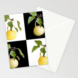 Wild pears Stationery Cards