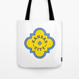 Kansas City Plaza Tote Bag