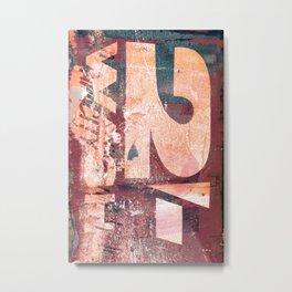 Collide 8 Metal Print