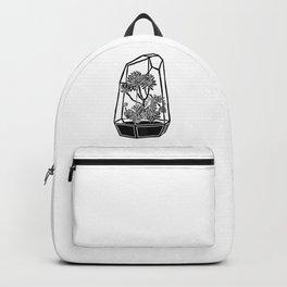 Terrarium Block Print Backpack