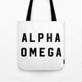 #JESUS2019 - Alpha Omega 2 Tote Bag